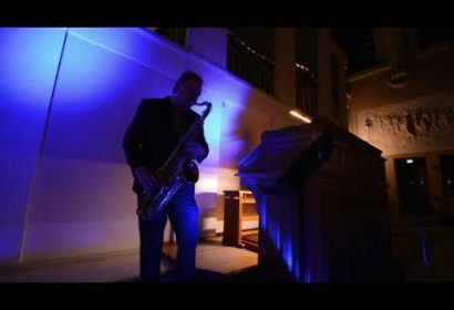 Astor Piazzolla Oblivion for saxophone and church organ